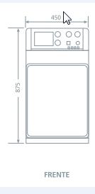 Caldera de gasoil Domusa Jaka HFS 70_product