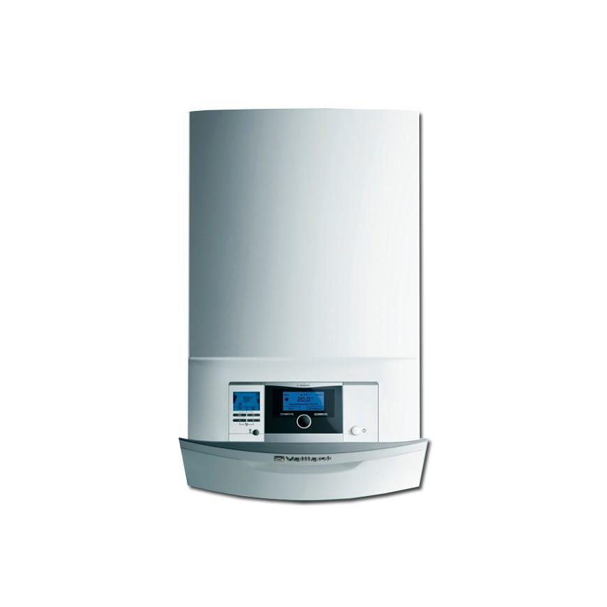 Caldera de gas de condensación Vaillant ecoTEC plus VMW ES 306/5-5 con Termostato calormatic 370F