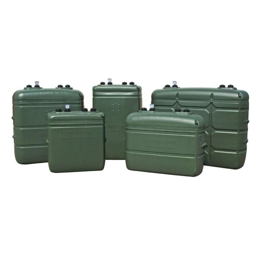 Depósito de gasoil Sotralenz Confort 1000 verde