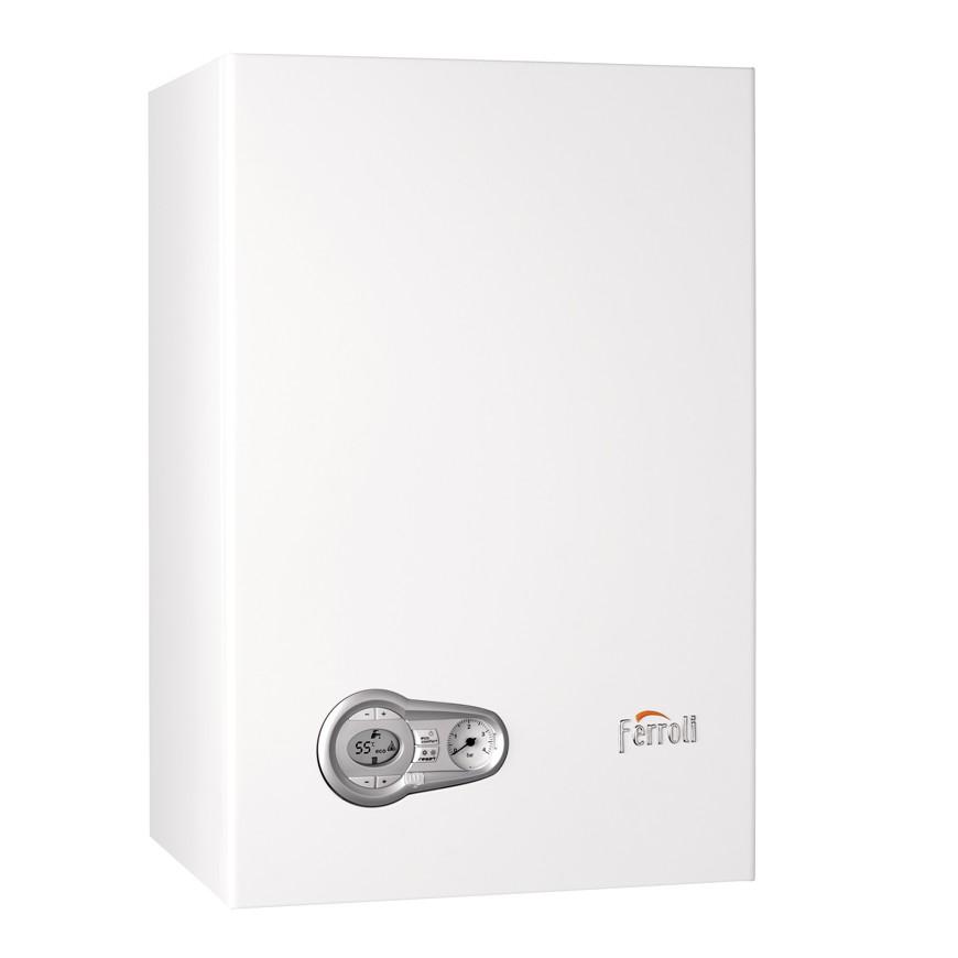 Caldera a gas de condensación Ferroli BLUEHELIX 25 K 50