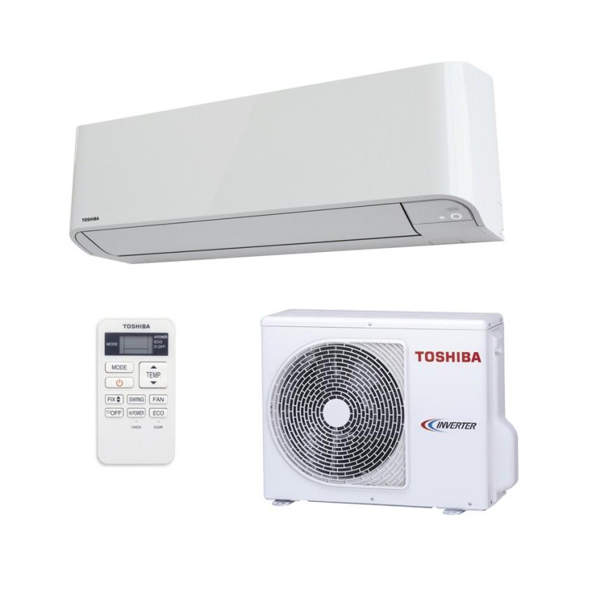 Aire acondicionado Toshiba Mirai 10 R-410a