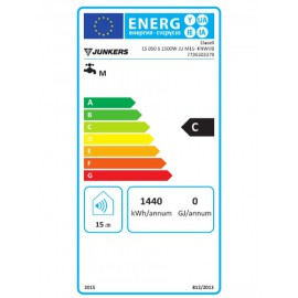 Termo eléctrico junkers Elacell Slim  50L vertical