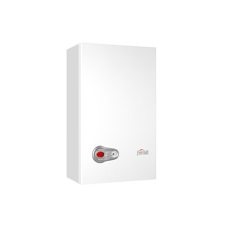 Caldera de gas de condensación Ferroli Bluehelix PRO SLIM 27 WIFI