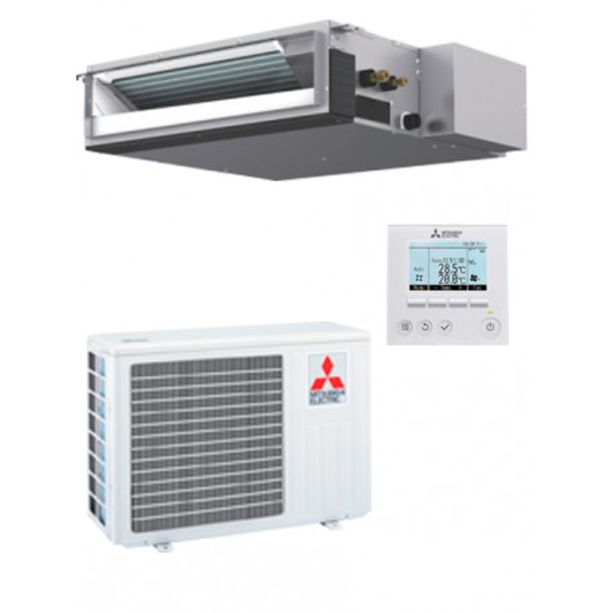 Aire acondicionado Conductos MITSUBISHI ELECTRIC  SEZS-M25VA