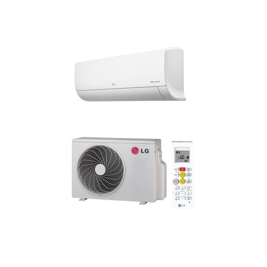Aire acondicionado LG Confort P09EN ssj