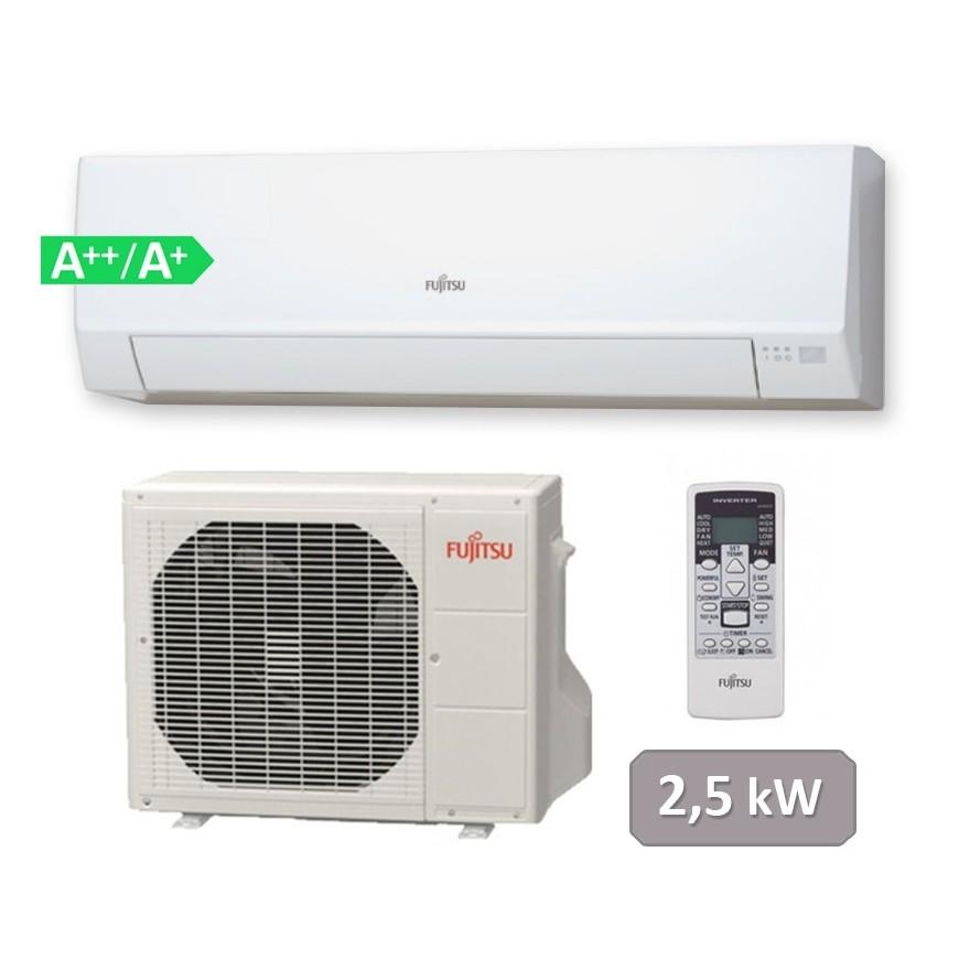 Aire acondicionado Fujitsu ASY 25 UI-LLCE