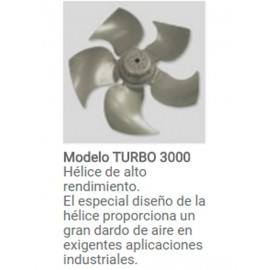 Ventilador industrial S&P Turbo-3000