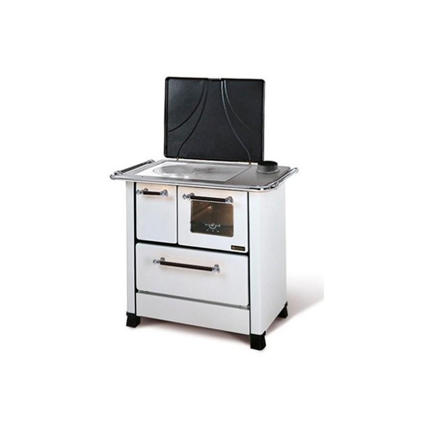 Cocina de leña La Nordica Romantica 4,5 DX
