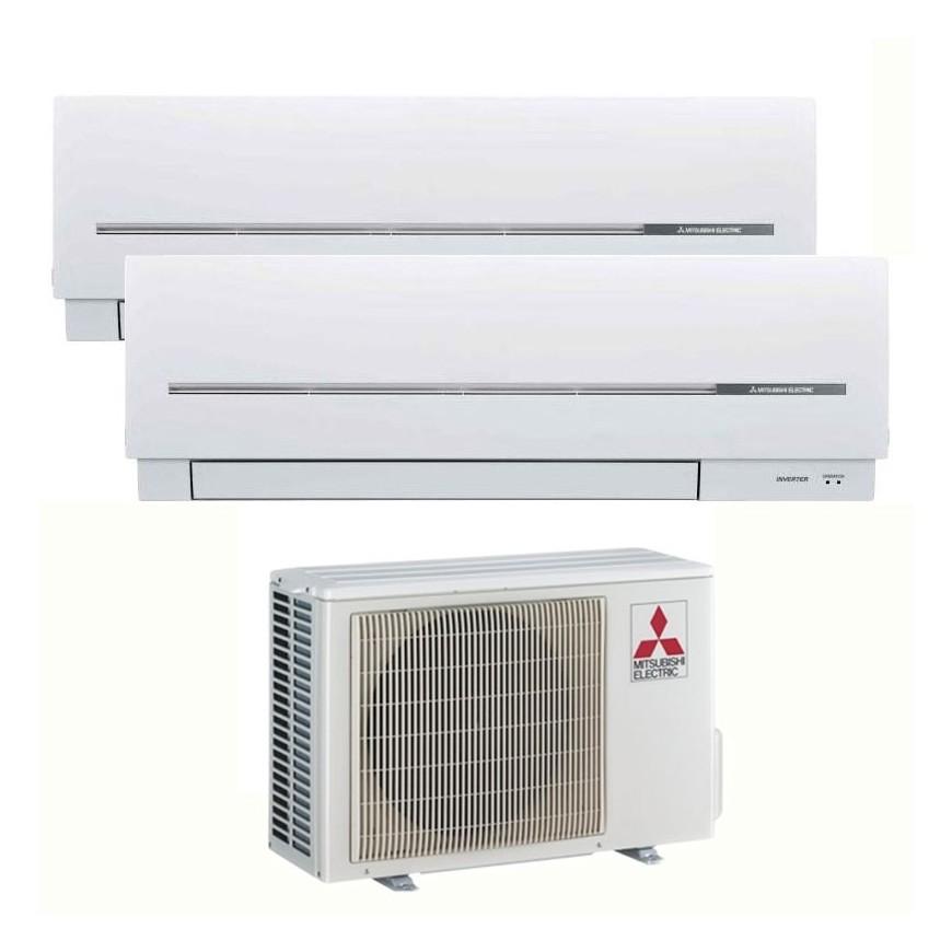 Aire acondicionado 2x1 MXZ-2D33VA+MSZ-SF15/20