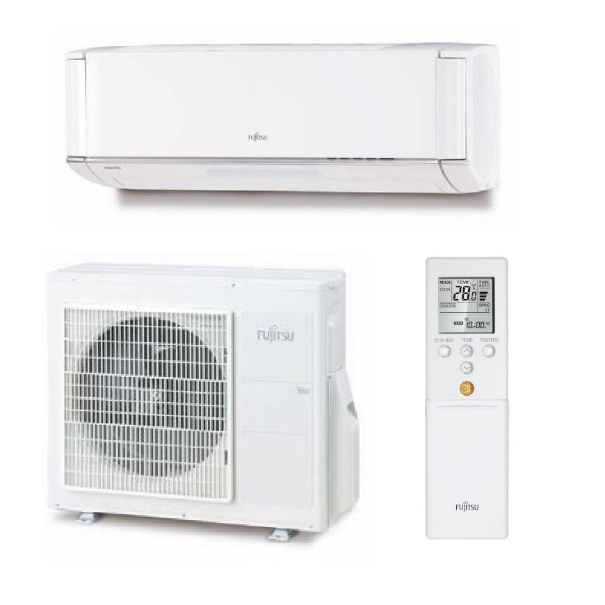 Aire acondicionado Fujitsu Nocria X ASY 25 Ui-KX
