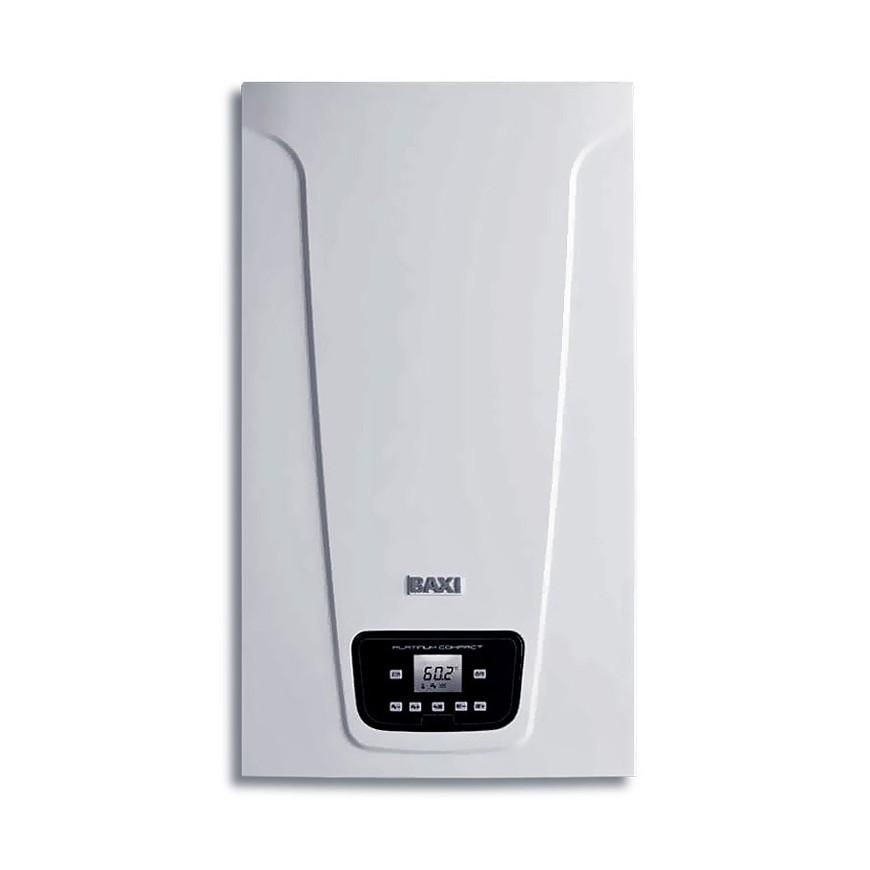 Caldera de gas Baxi Platinum Compact 26/26 F ECO
