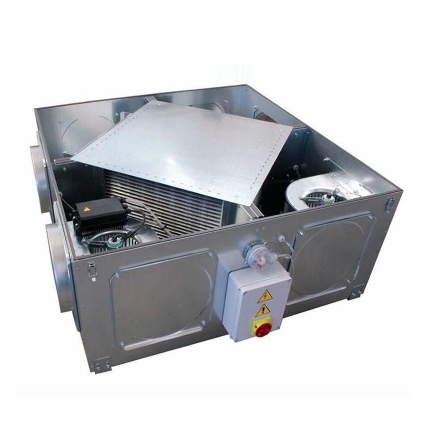 Recuperador de calor Tecna RCE 2300-EC/H/F7+F7+F8