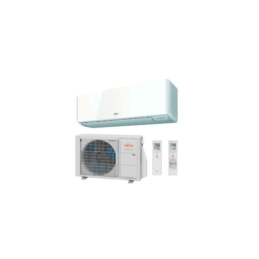 Aire Acondicionado Fujitsu ASY40 UI-KM