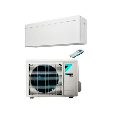 Aire acondicionado Daikin TXA35AW/AS Stylish