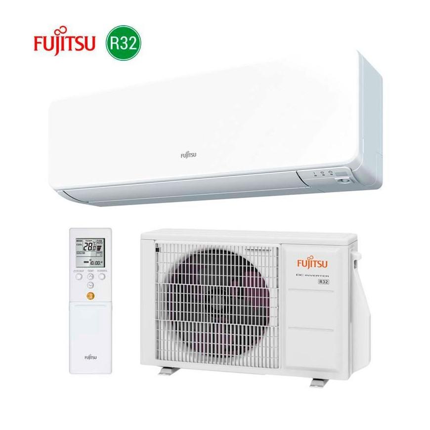 Aire Acondicionado Fujitsu ASY 40 UI-KG