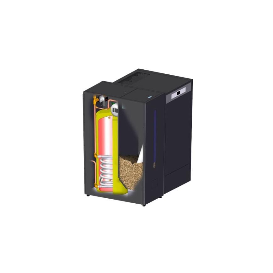 Depósito de Reserva Domusa HTP 100-150
