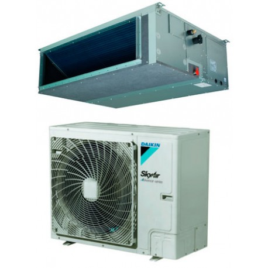 Aire Acondicionado conductos alta presión Daikin DA200A