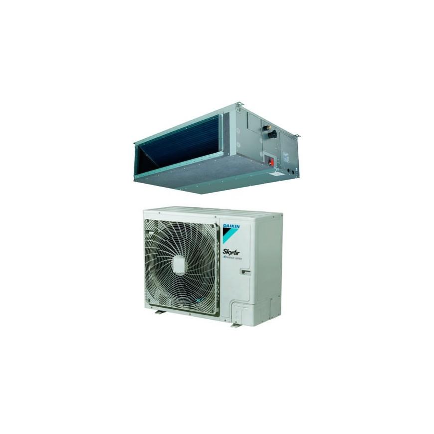 Aire Acondicionado cassette alta presión Daikin DA250A