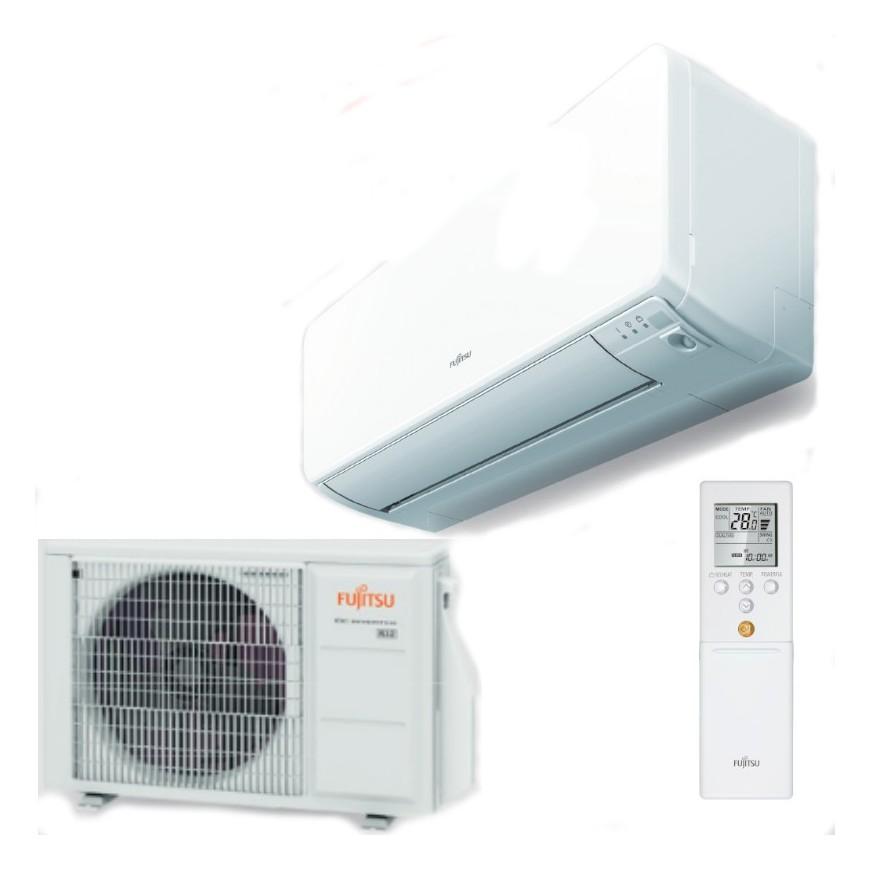 Aire acondicionado Fujitsu ASY 20 UI-KGTB