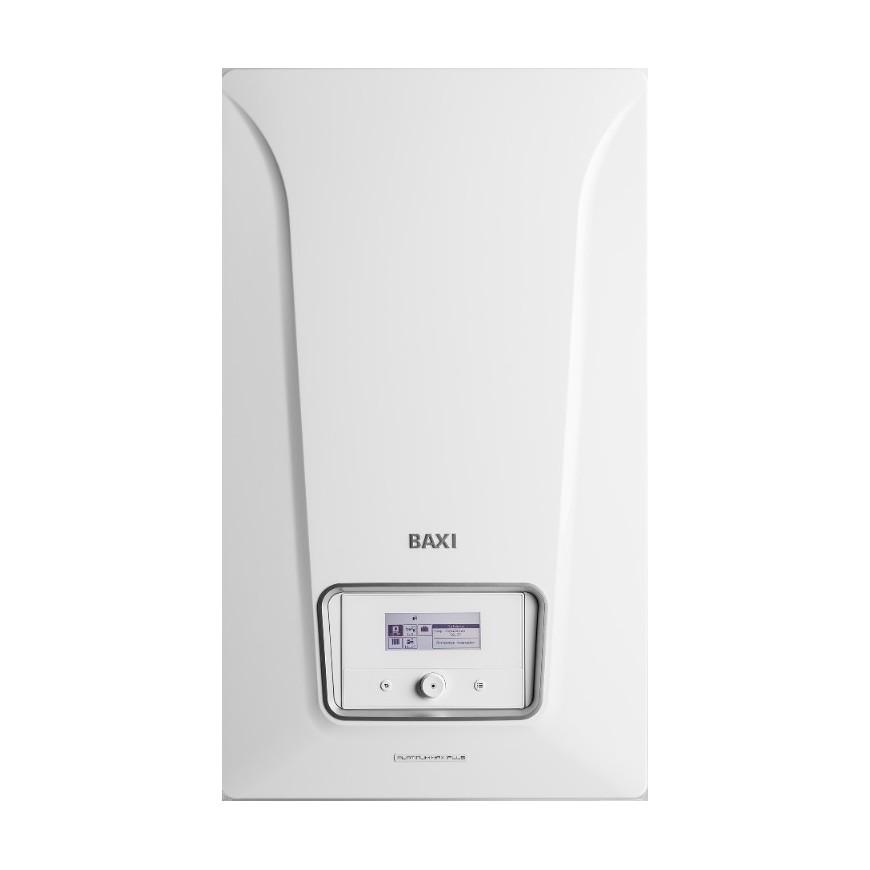 Caldera de gas Baxi Platinum MAX IPLUS 24/24F