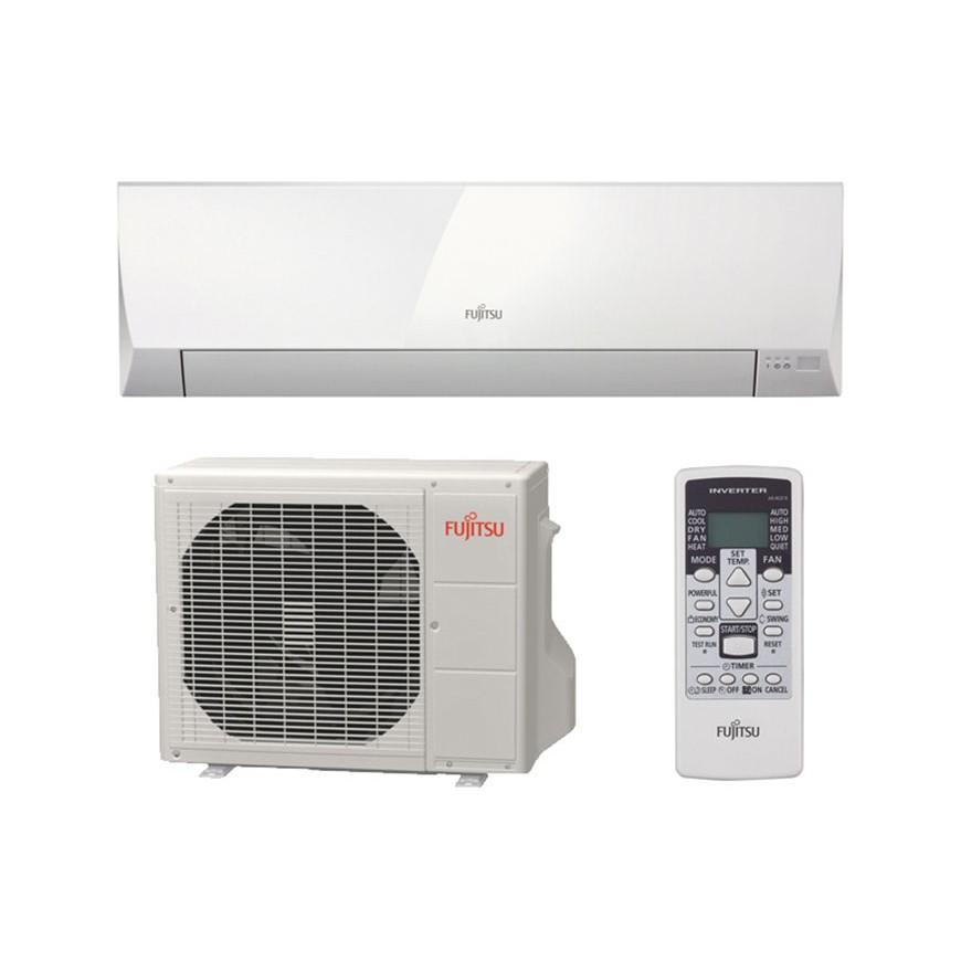Aire Acondicionado FUJITSU Inverter 1x1 ASY 25 UI-LLCC