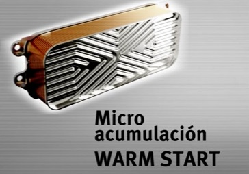 Microacumulación Caldera Saunier Duval thelia condens 25
