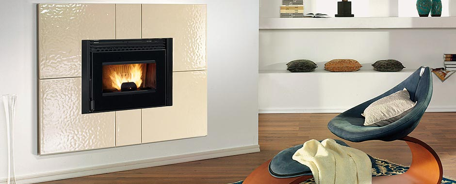 Insertable de pellets Extraflame Comfort Mini Crystal_product