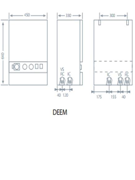 Caldera eléctrica Domusa HDEEM 210_product