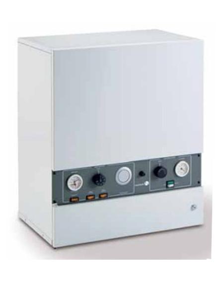 Caldera eléctrica Domusa HDCSM 10/15 ACUMULADOR 50 L
