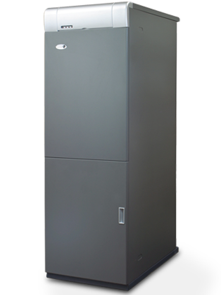 Caldera de gasoil Domusa MCF 40 HDX con Kit SRX1 con acumulador 100l._product