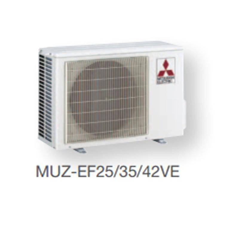 Aire acondicionado Mitsubishi MSZ-EF42VE2