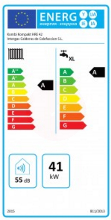 Caldera de gas Intergas Kombi Kompakt hre 42_product