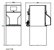 Caldera de gasoil Argenta 24/110 L. GTA Condens_product