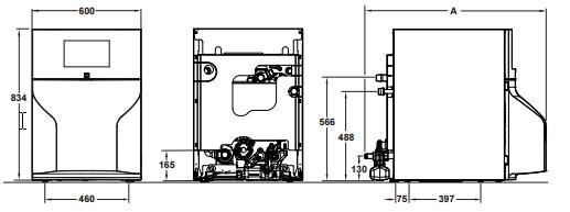 Caldera de gasoil Argenta 24 GT Condens_product