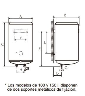 Termo eléctrico Cointra TNC-100_product