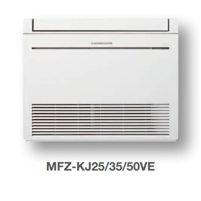 aire acondicionado mitsubishi mfz ka 50