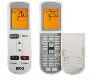 Aire acondicionado Baxi Anori LS50_product