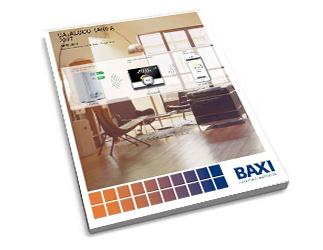 Catálogo Baxi Climatización 2017