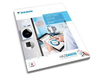 Catálogo Tarifa Daikin 2019