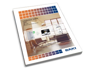 Catálogo Baxi Climatización