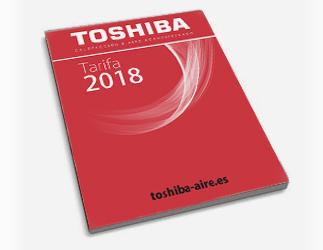 Catálogo Toshiba 2018