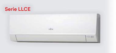 Serie aire acondicionado Fujitsu LLCE