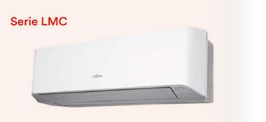 Serie aire acondicionado Fujitsu LMC