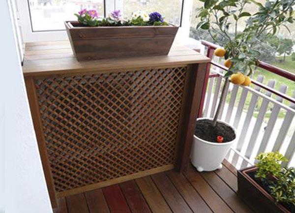Bonitas Ideas Para Ocultar El Aire Acondicionado Exterior