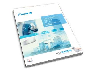 Catálogo en Aire acondicionado Daikin 2017