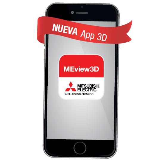 Nueva App ME View 3D