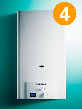 Calentador estanco Vaillant turboMAG Pro 125 1