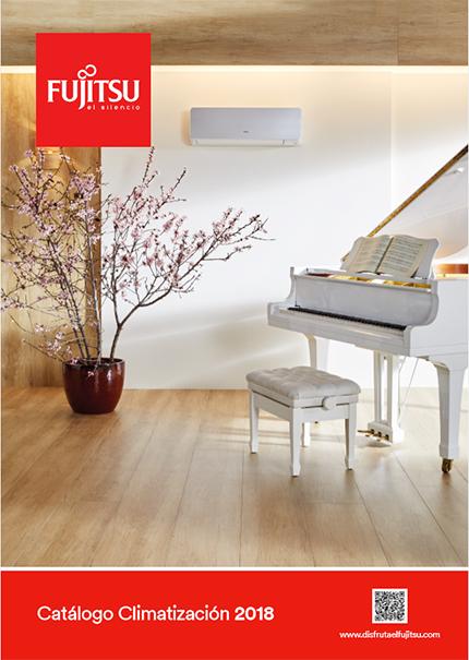 Catálogo aire acondicionado Fujitsu