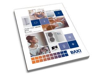Catálogo Tarifa BAXI 2018