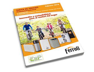 Catalogo Ferroli 2019